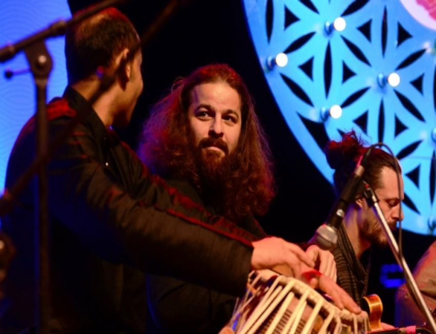 Music weds spirituality in Shree Cement Sacred Pushkar 2017