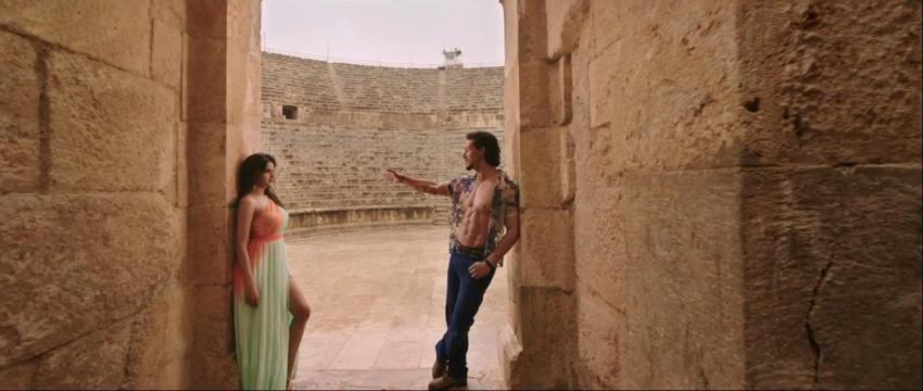 In doubt about visiting Jordan? Bollywood's Munna Michael will surely convince you to visit