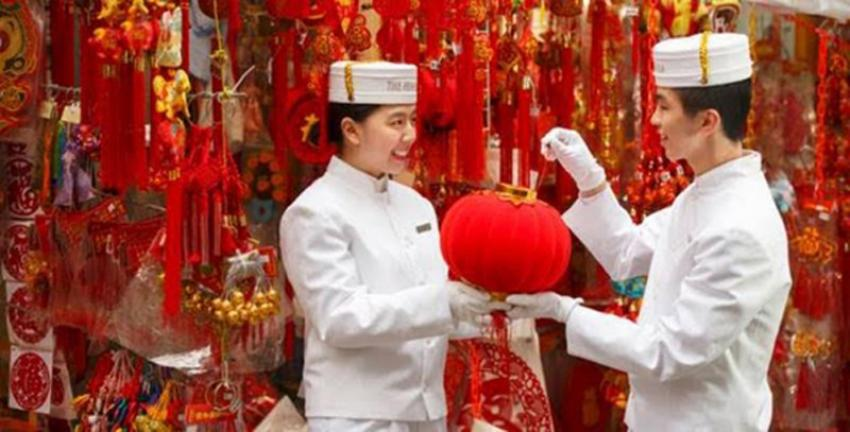 The Peninsula Chicago celebrates The Year of The Dog