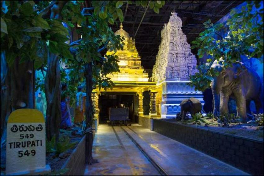 Sai Teerth: Maharashtra gets India's first devotional theme park