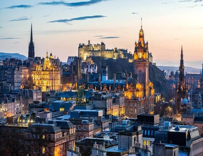 Scotland: Place to be in 2018