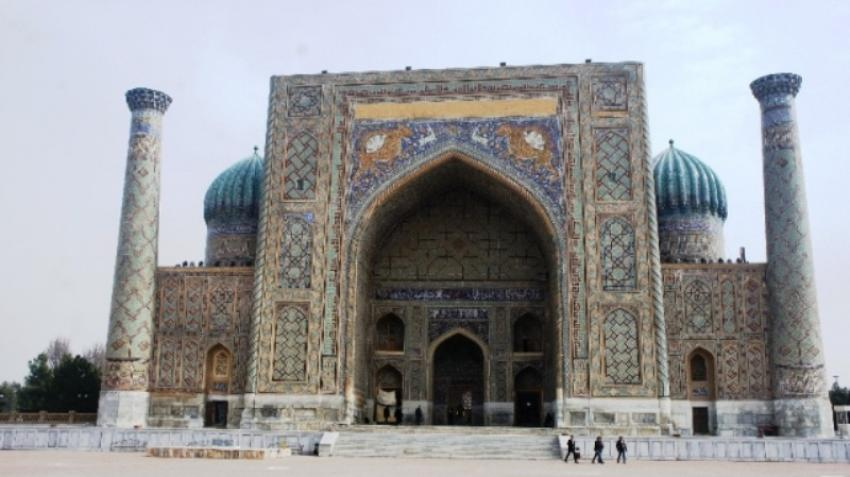 More than 239 thousand foreign tourists visited Samarkand this year in Uzbekistan, says official