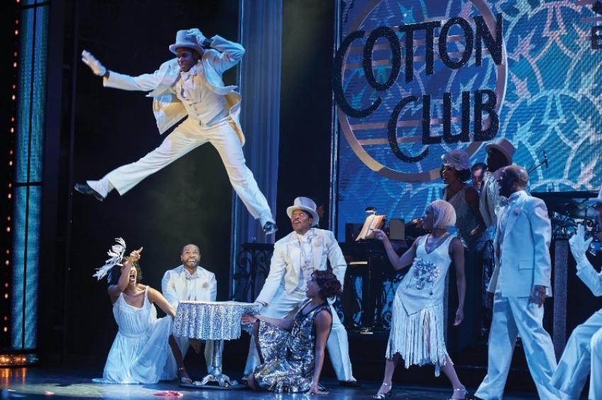 Norwegian Escape cruise ship lights up the stage with Broadway star power