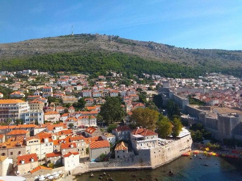 Dubrovnik in Croation reels from tourist deluge