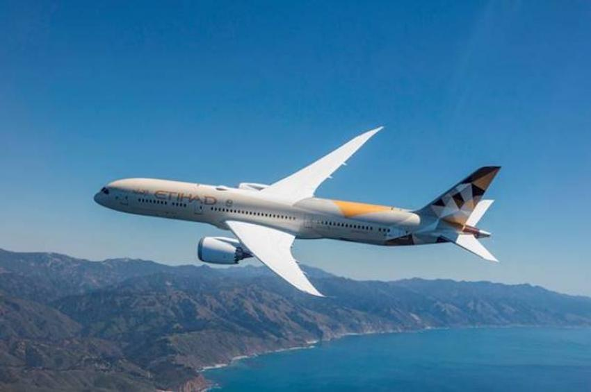 Etihad Airways to introduce Boeing 787 Dreamliner to Barcelona