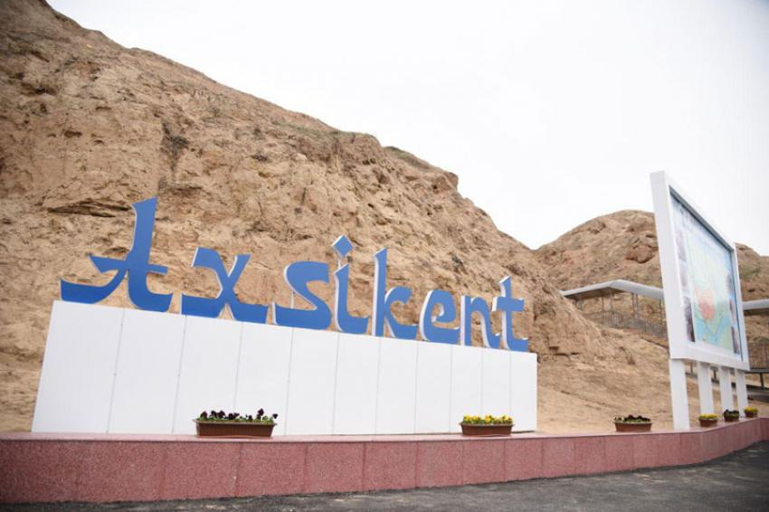 Uzbekistan developing historic site of Akhsikent into a global tourism attraction
