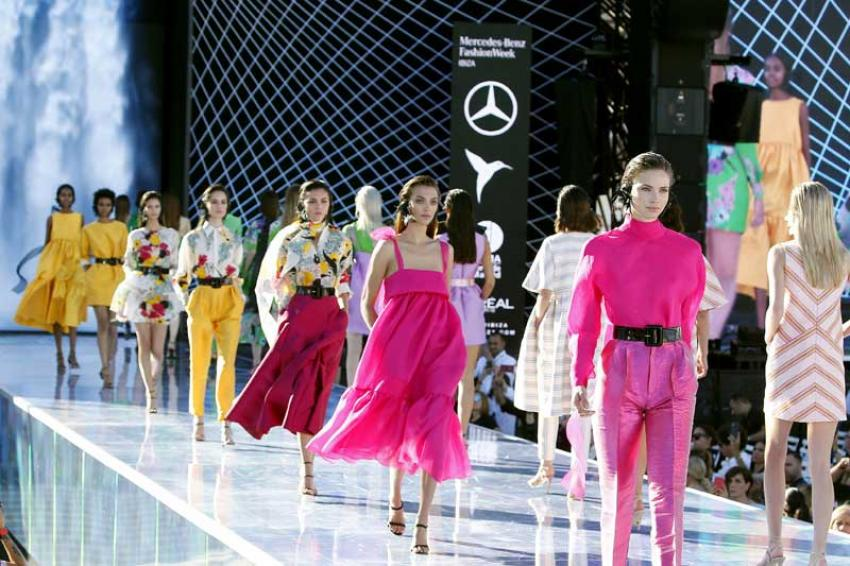 Mercedes-Benz Fashion Week Ibiza: Fashion and music take centre stage at 3rd edition