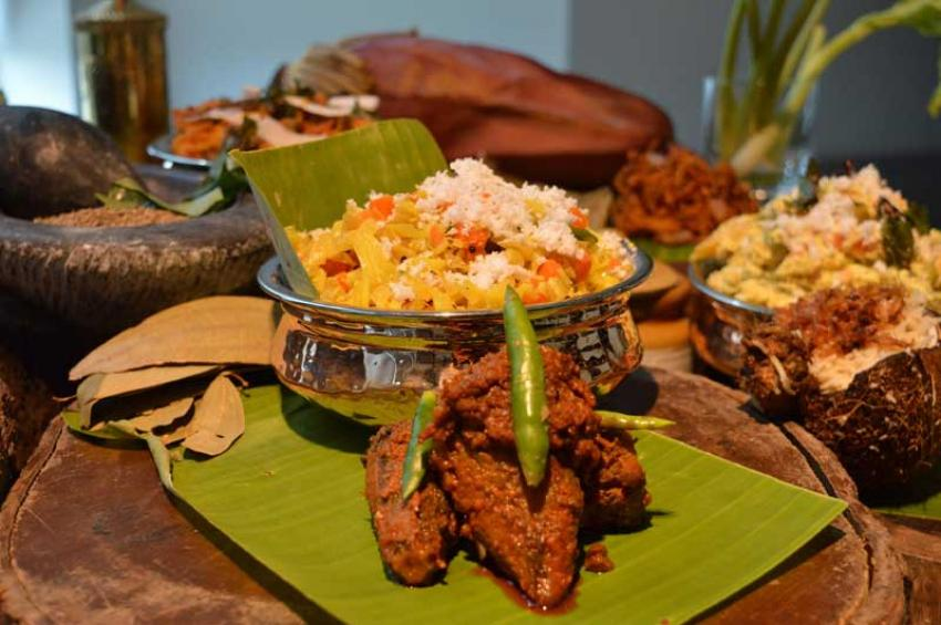 Savor the grandeur of rich flavors of Mappila cuisine curated by none other than Ummi Abdulla