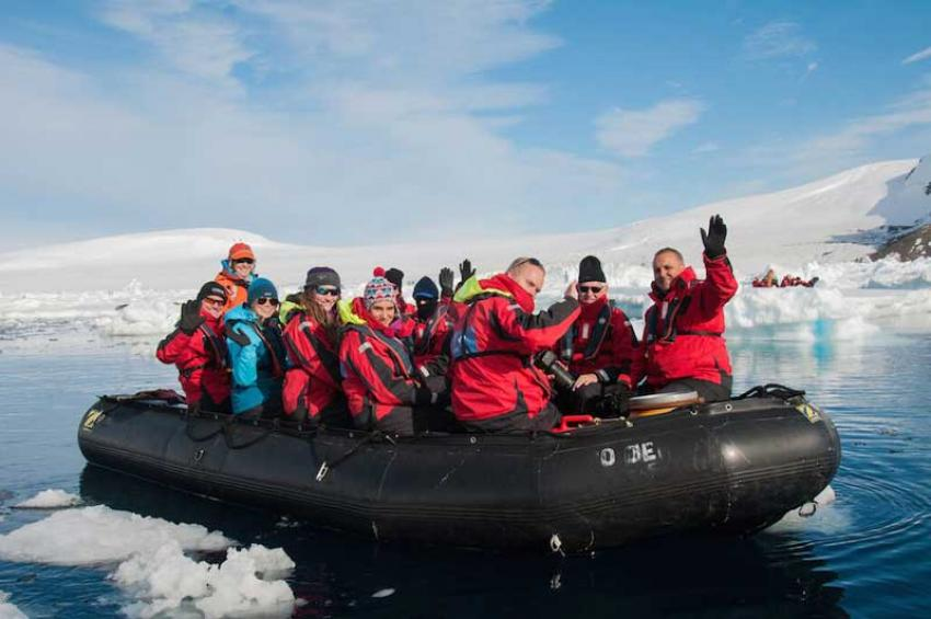 Antarctic Cruise season 2020-2021 to be promising for Canadian Expedition Cruise specialist