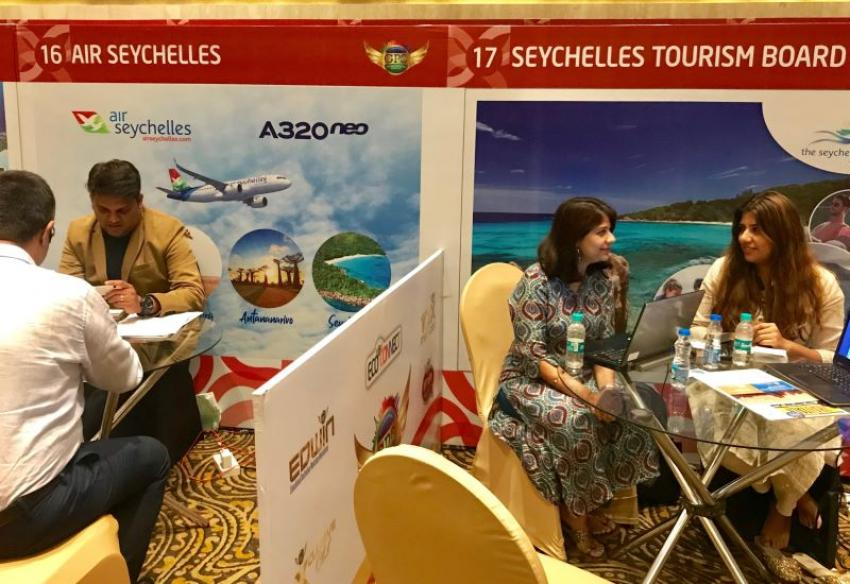 Seychelles Tourism Board enhances its presence in tier II and tier III cities