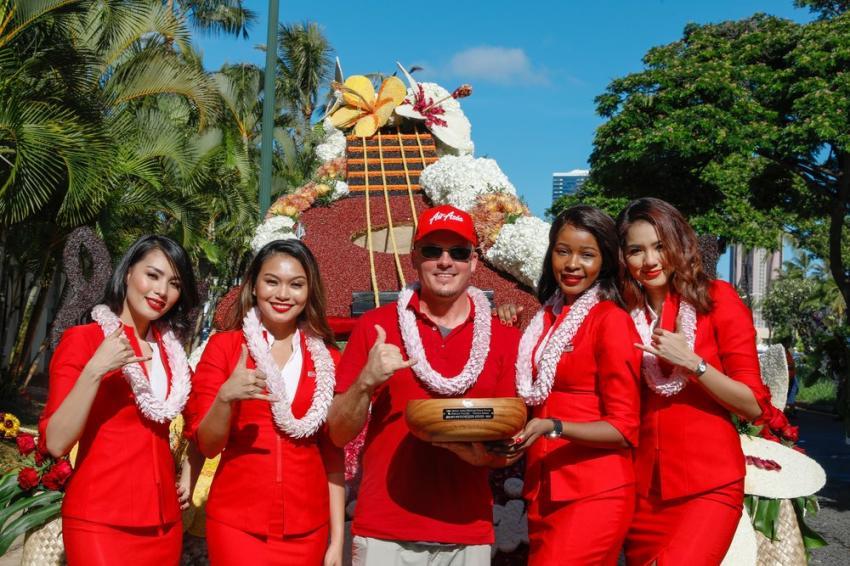 AirAsia wins Grand Sweepstakes Award 2019 in Honolulu