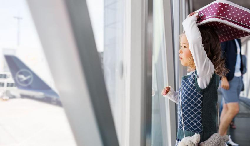 Lufthansa to provide service for unaccompanied children on air