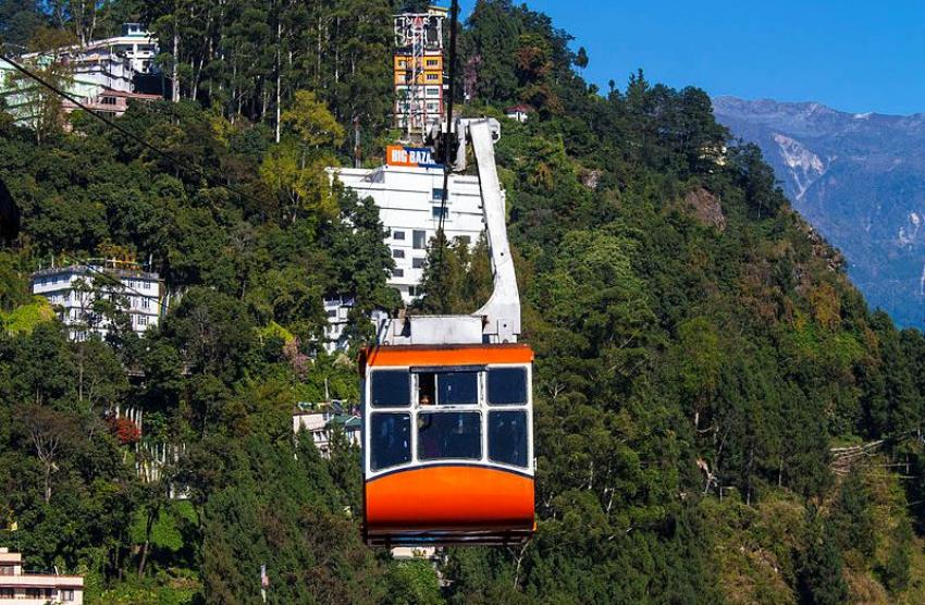 Jammu ropeway project to operate soon, hope of tourism boost floats