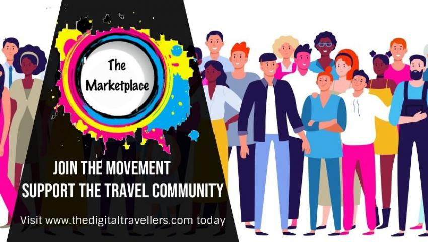 The Marketplace: An initiative to support non-travel businesses started by travel professionals