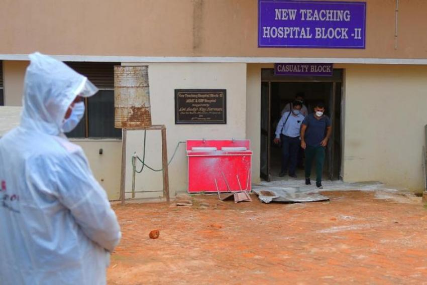COVID-19 cases in India: Death toll touches 779