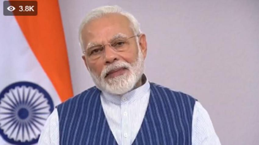 Maintain social distancing, stay at home to fight against COVID 19: PM Modi repeats while interacting with people of Varanasi