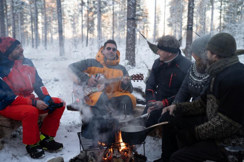 Desperately Seeking Santa show travels to Lapland for Christmas