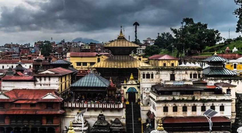 Pashupathinath temple closed in Nepal amid surge in cases