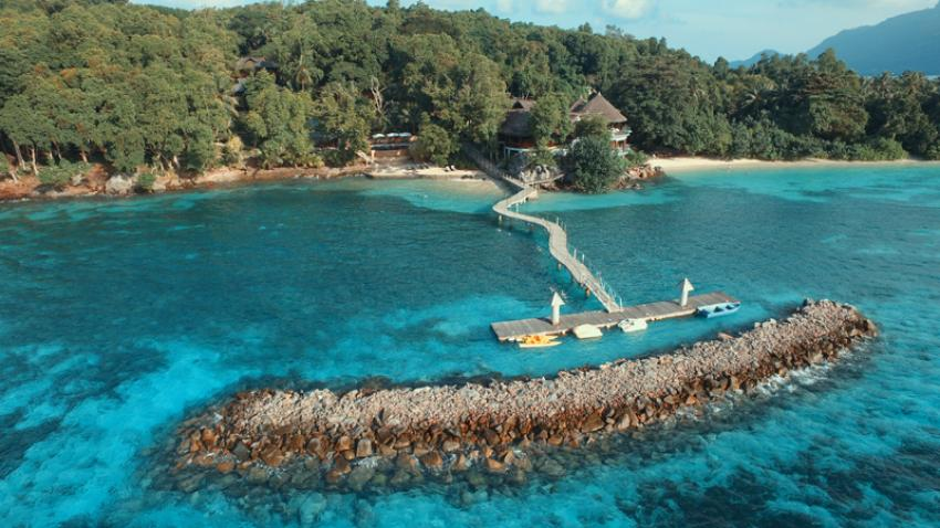 The Seychelles Islands open for tourism