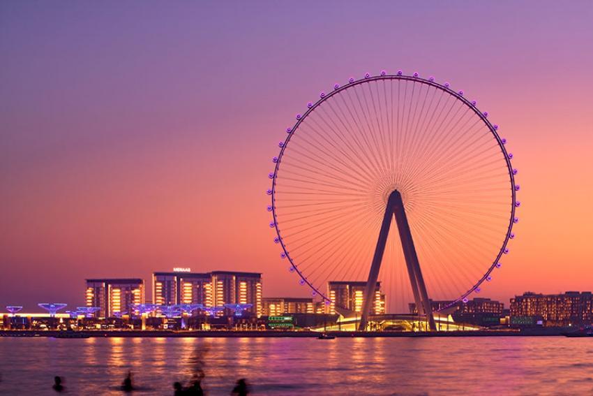 World's largest observation wheel Ain Dubai to open on Oct 21