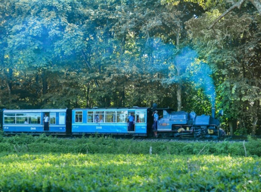 NF Railway launches 'Stream Jungle Tea Safari' to promote tourism in Darjeeling