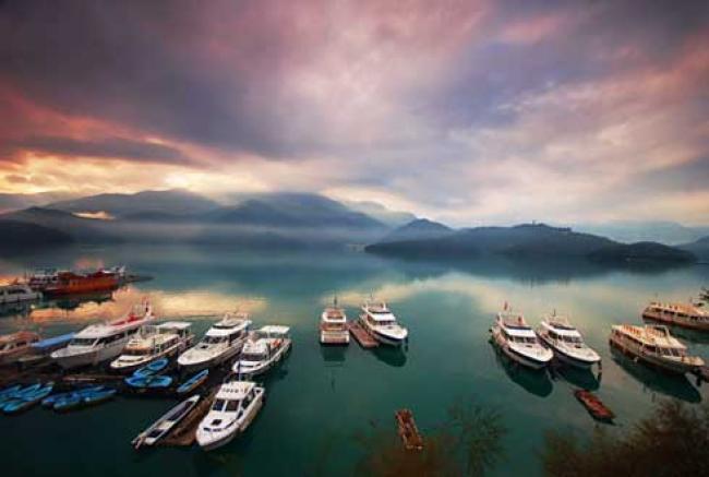 Taiwan lake fest beckons