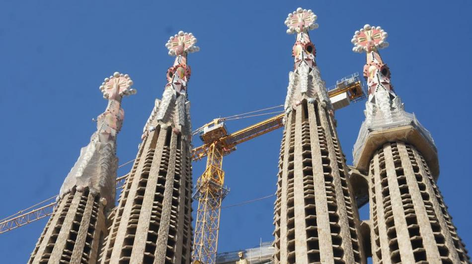 Barcelona: The Gaudi Church
