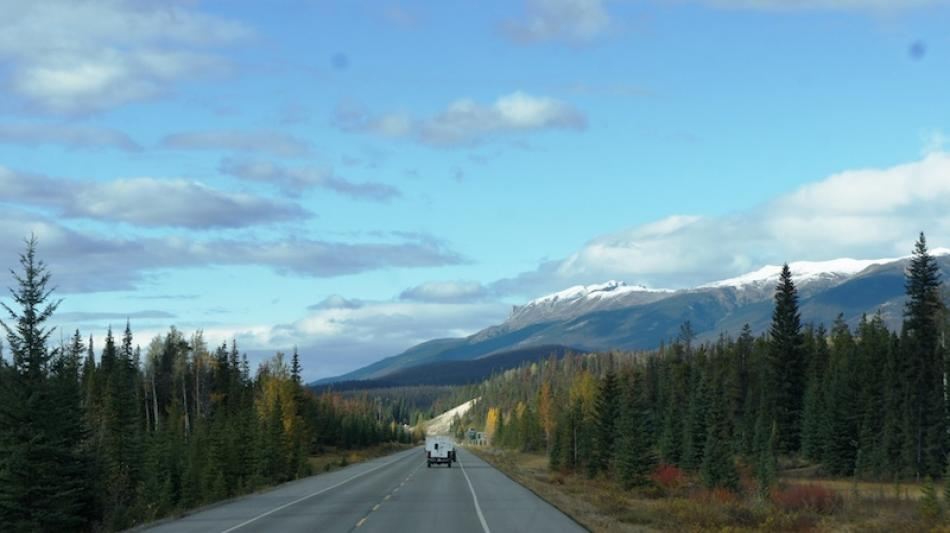 Banff to Jasper: Road Through Heaven