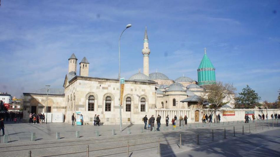 Konya: On the trail of Rumi