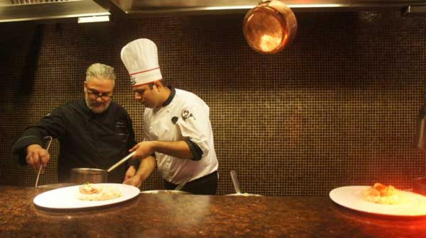 Full spoons of Italian delicacies woo fine diners at ITC Sonar pop-up in Kolkata