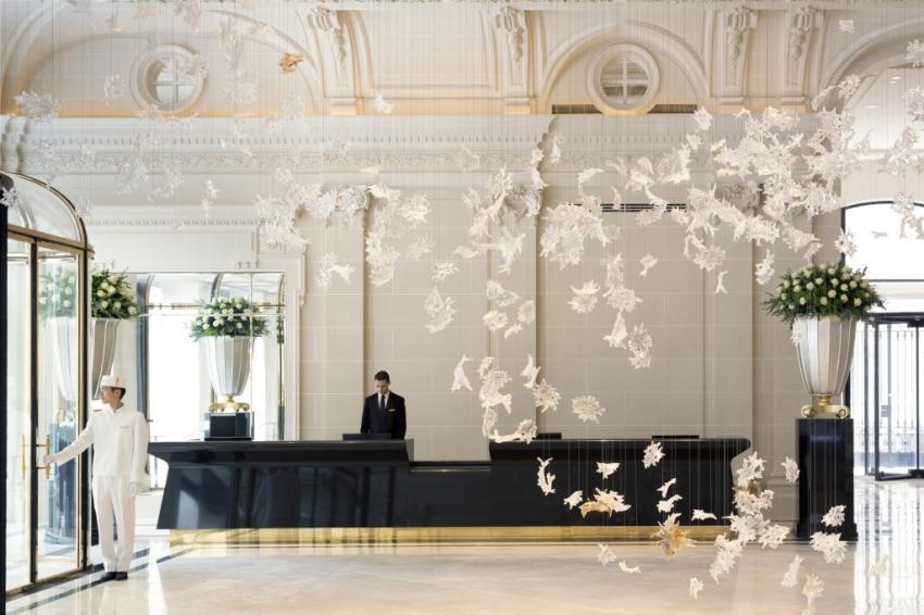 The Peninsula Paris: Where history meets uber luxury