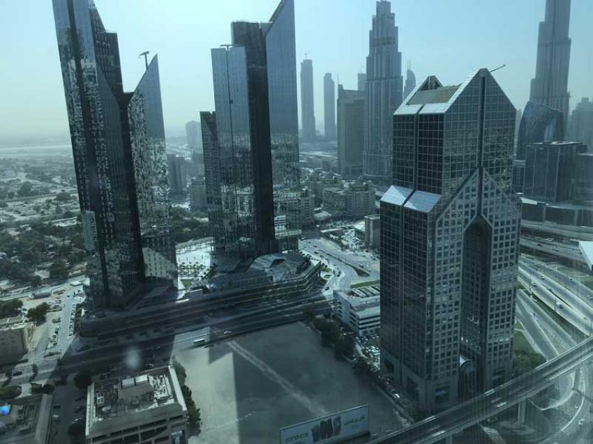 Shangri- La Hotel Dubai: Spoilt for a Choice