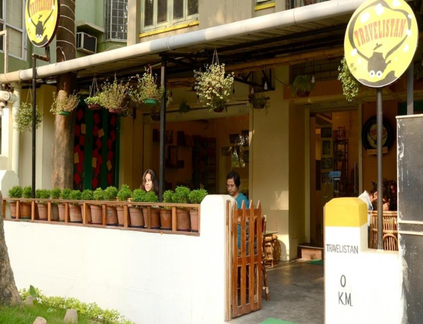 This Kolkata cafe tickles your wanderlust buds