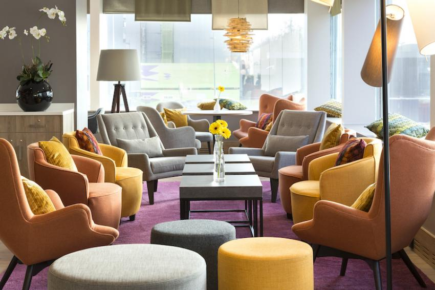 Holiday Inn Amsterdam (RAI): Your comfort hotel in the canal city
