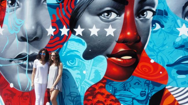 Wynwood in Miami; Where Walls Breathe Art