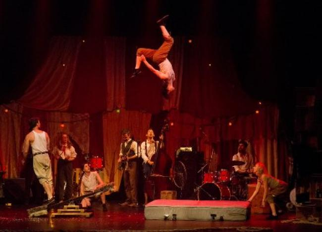 Montreal: World's Circus Capital