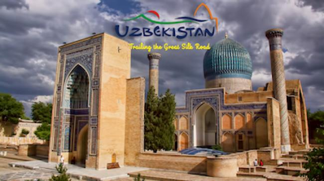 Uzbekistan: Trailing the Great Silk Road
