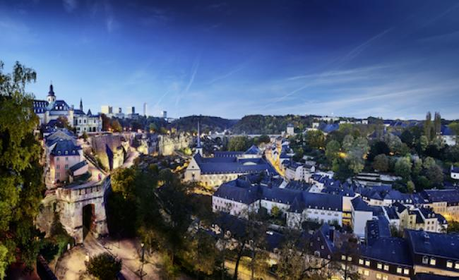 Luxembourg: Little Fortress