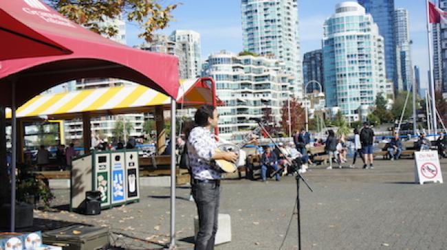 Vancouver Hotspot: Granville Island and Public Market