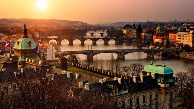 Prague 48 Hours: Truly, Madly, Deeply