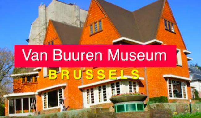 Van Buuren Museum, Brussels
