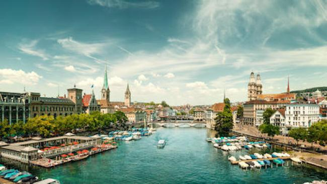 How to spend a day in Zurich